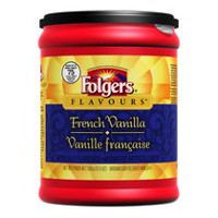 Folgers French Vanilla Flavoured Coffee