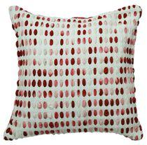 Ivory Park Pink Ribbons Decorative Throw Cushion