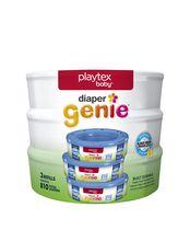Playtex Baby Diaper Genie Diaper Pail System Refills