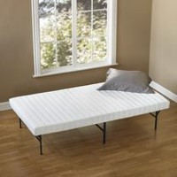 "Spa Sensations 4"" Quilted Top Foam Mattress Twin"