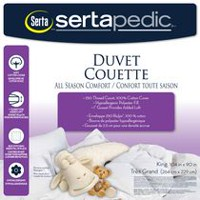 Sertapedic Soft Cotton Cover Duvet