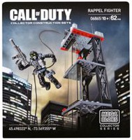 Mega Bloks – Call of Duty – Unité spéciale d'intervention Ghosts