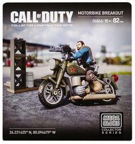 Mega Bloks – Call of Duty - Motorbike Breakout (6866)