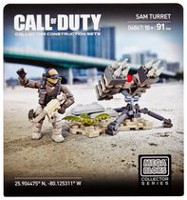Mega Bloks – Call of Duty - Tourelle SAM