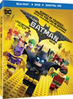 The Lego Batman Movie (Blu-ray + DVD + Digital HD) (Bilingual)