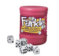 Patch Products - Farkle - The Classic Dice-Rolling, Risk-Taking Game