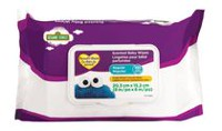 Parent's Choice Scented Baby Wipes 100 Wipes
