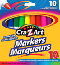 Cra-Z-Art Broadline Washable Marker