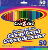 Cra-Z-Art 50 Coloured Pencils