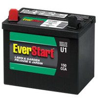 EverStart Lawn and Garden Battery