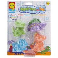Alex Toys Rub a Dub Dinosaurs Tub Squirters