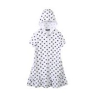 George Girls' Hooded Cover Up M
