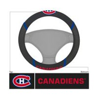 NHL Montreal Canadiens Steering Wheel Cover
