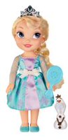 Disney Princess Frozen's Elsa Toddler Doll