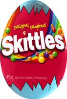 Skittles Original Easter Egg Bite Size Candies