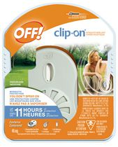 Off! Clip-On® Mosquito Repellent