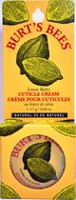 Burt's Bees® Lemon Butter Cuticle Cream 15g