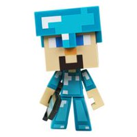Minecraft - 6 Inch Figure - Vinyl Diamond Steve