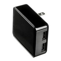 ONN 2.1A Dual Port Wall Charger