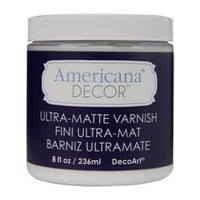 DecoArt Vernis Americana Décor, 236 ml (8 oz) Ultra-mat
