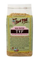 Bob's Red Mill Gluten Free Textured Vegetable Protein