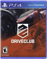 DRIVECLUB™ (PS4)