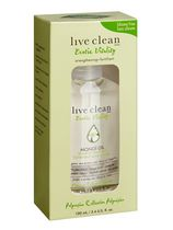 Live Clean Exotic Vitality Monoi Oil Leave in Treatment