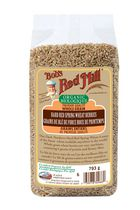 Bob's Red Mill Grains de Blé de Force Roux de Printemps