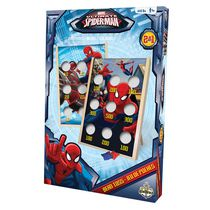 Editions Gladius Marvel Ultimate Spider-Man 2-in-1 Bean Toss Game - Bilingual