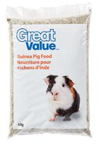 Nourriture pour cochons d'lnde Great Value