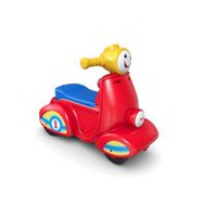 Fisher-Price Laugh & Learn Smart Stages Learning Scooter - English Edition
