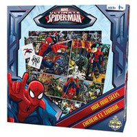 Marvel: Ultimate Spider-Man Edition Hide And Seek Game - Bilingual