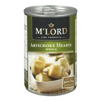 M'Lord Whole Artichoke Hearts