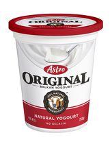 Astro Original Balkan Style Yogurt