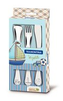 Tramontina 3-Piece Boys Flatware Gift Set