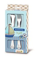 Tramontina 2-Piece Boys Flatware Gift Set