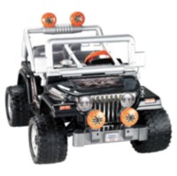 Fisher-Price® Power Wheels® Jeep Tough Talkin