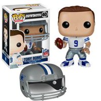Funko POP NFL Wave 2 Tony Romo Action Figure