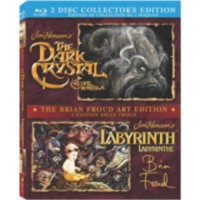 Le Cristal Magique / Labyrinthe : L'Édition Brian Froud (Blu-ray) (Bilingue)