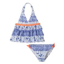 George Girls' 2-Piece Crocheted Swimsuit M