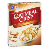 Oatmeal Crisp™ Almond Cereal