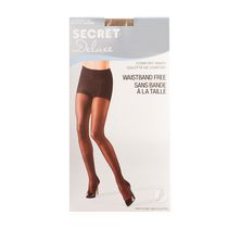 Secret Deluxe Ladies Pantyhose Neutral A