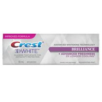 Crest 3D White Brilliance Mesmerizing Mint Flavour Toothpaste