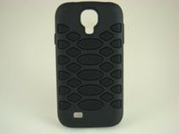 Phone Shell for Samsung Galaxy S4 Black/Black