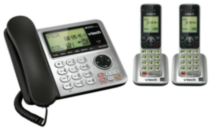 CS6649-2 2 Handset Cordless/Corded Answering System with Caller ID/Call Waiting
