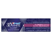Crest 3D White Luxe Vibrant Mint Whitening Toothpaste