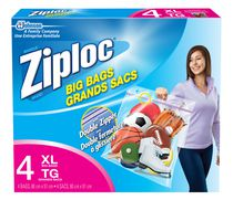 Ziploc® Big Bags 4 X Large Bags