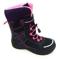 Weather Spirits Girls' Felicia Pull On Winter Boots 6