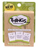 Patch Products Jeu de carte The Game of Things Cards