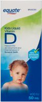Equate Kids Liquid Vitamin D, 400 IU